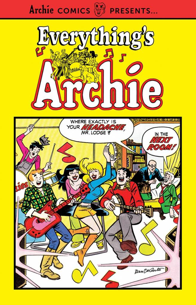 Archie Comics Everything's Archie Vol. 1
