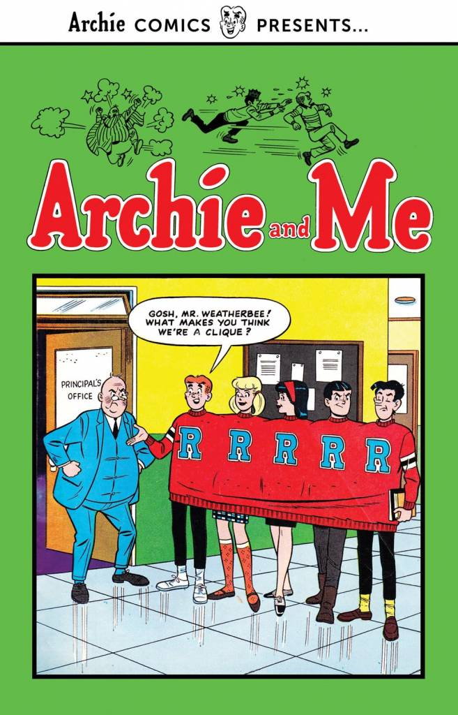 Archie Comics Archie and Me Vol. 1