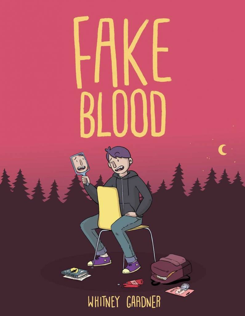Simon & Schuster Books for Young Readers Fake Blood