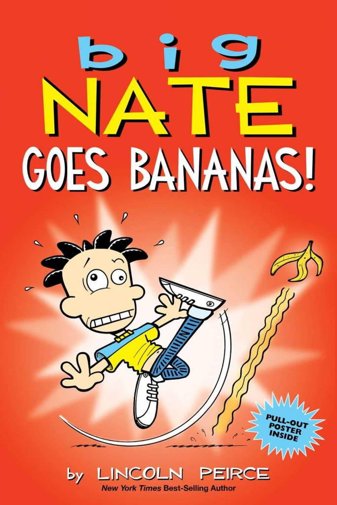 Andrews McMeel Publishing Big Nate: Goes Bananas!