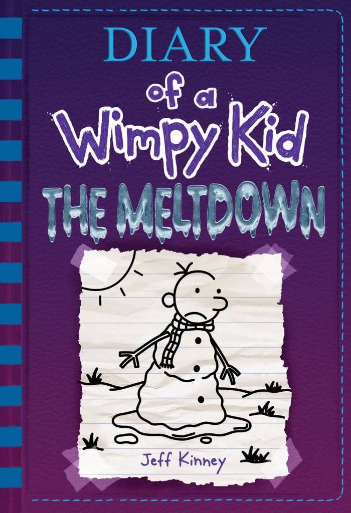 Amulet Books Diary of a Wimpy Kid 13 The Meltdown