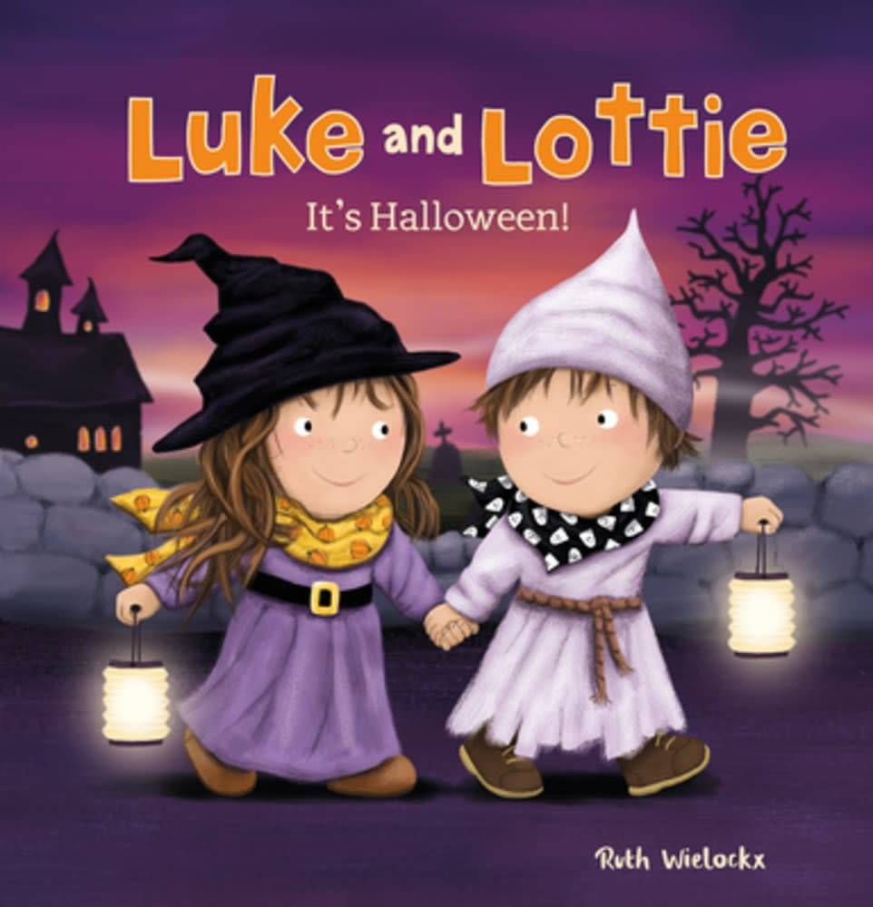 Clavis Luke and Lottie It's Halloween!