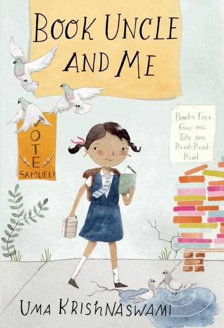 Groundwood Books Book Uncle and Me