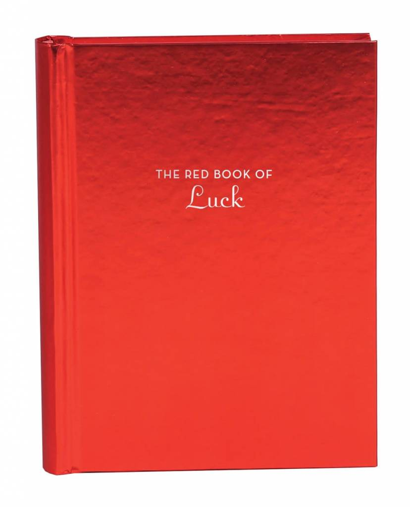 Chronicle Books The Red Book of Luck