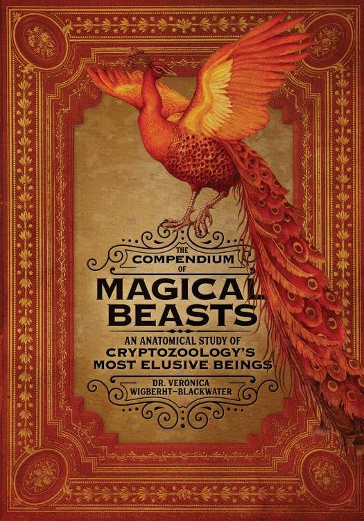Running Press Adult The Compendium of Magical Beasts