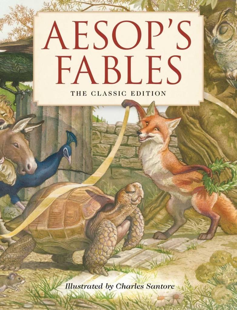 Applesauce Press Aesop's Fables