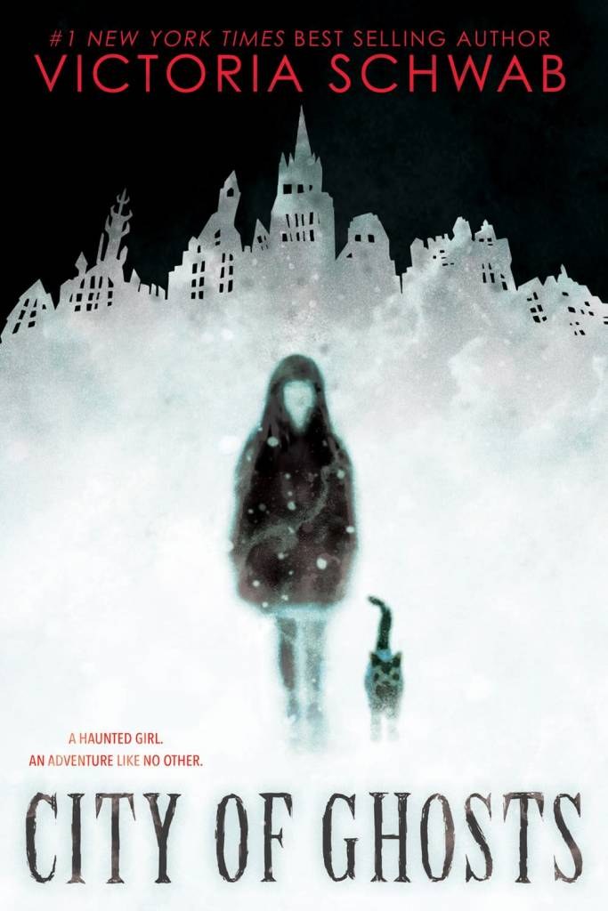 Scholastic Press City of Ghosts 01