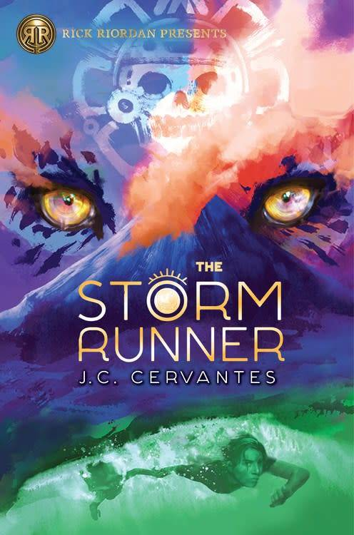 Rick Riordan Presents The Storm Runner 01
