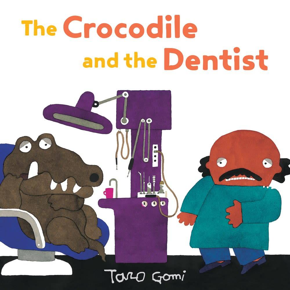 Chronicle Books The Crocodile and the Dentist