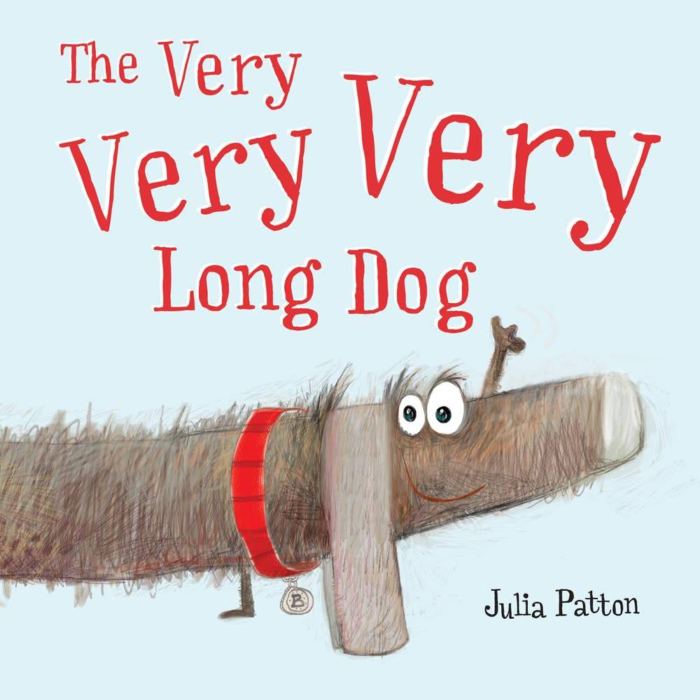 Sourcebooks Jabberwocky The Very Very Very Long Dog
