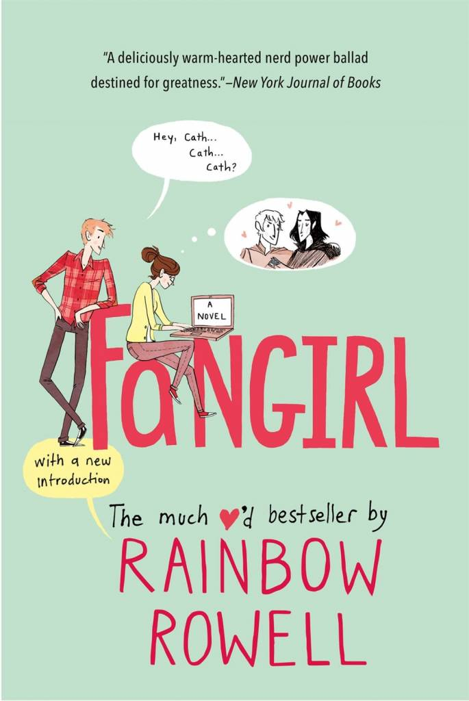 Wednesday Books Fangirl