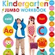 Cartwheel Books Jumbo Workbook: Kindergarten (Scholastic Early Learners)