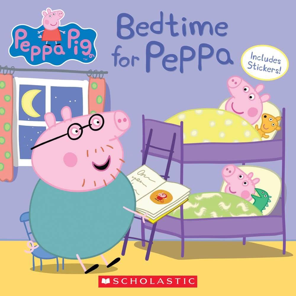 Scholastic Inc. Peppa Pig: Bedtime for Peppa