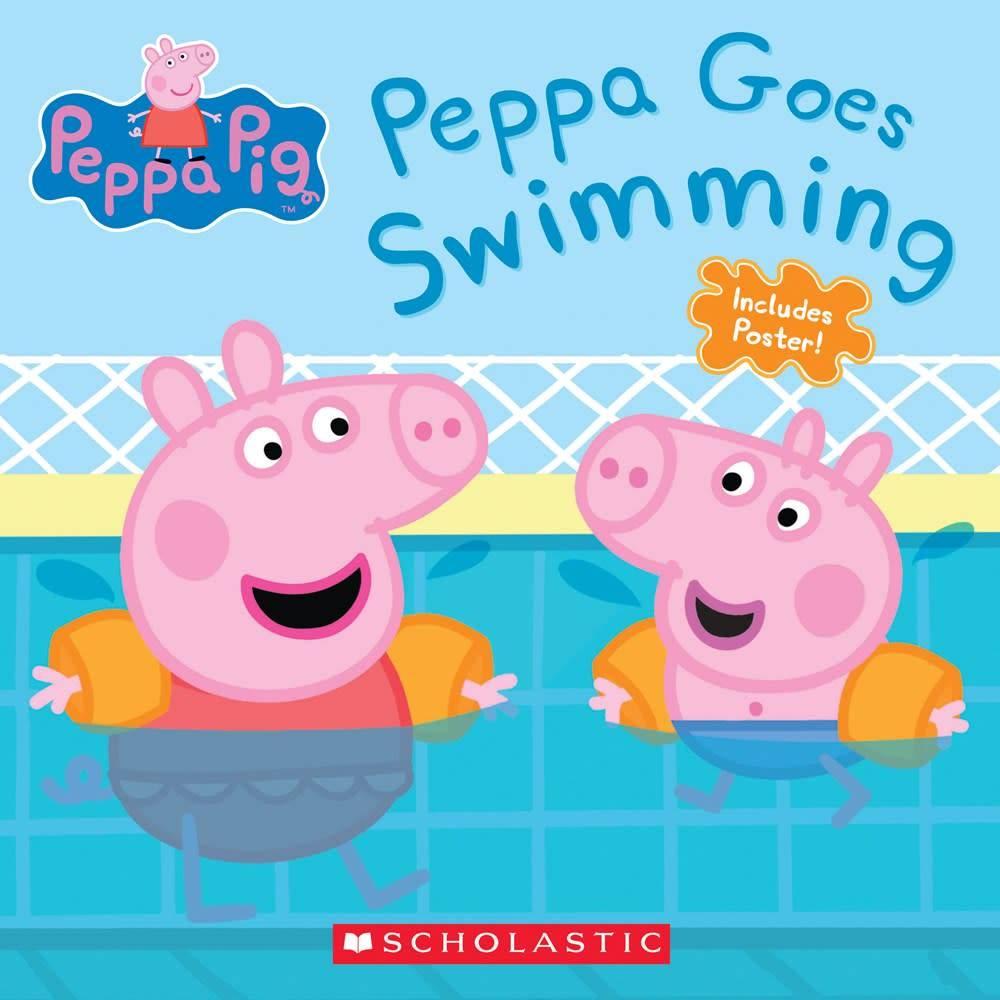 Scholastic Inc. Peppa Pig: Peppa Goes Swimming