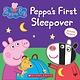 Scholastic Inc. Peppa's First Sleepover (Peppa Pig)