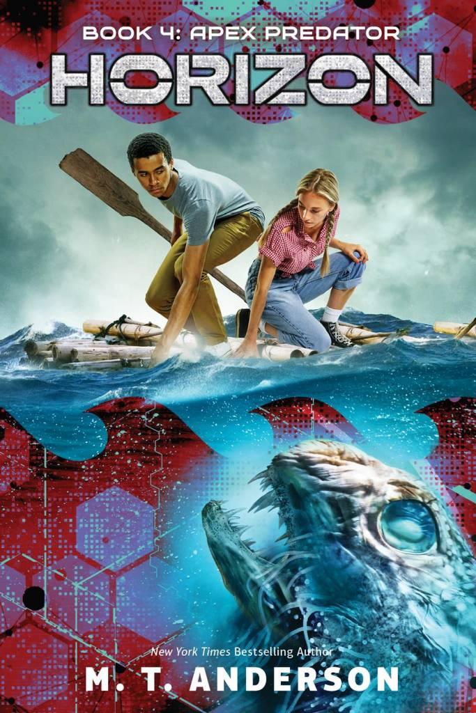 Scholastic Inc. Horizon 04 Apex Predator