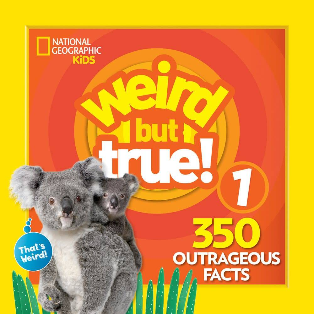 National Geographic Children's Books Weird But True 1: Expanded Edition