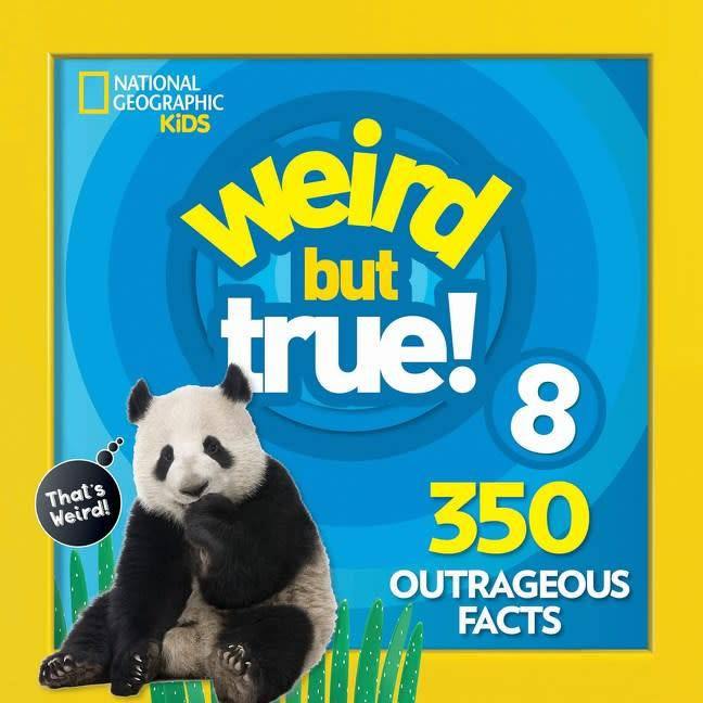 National Geographic Children's Books Weird But True 8: Expanded Edition