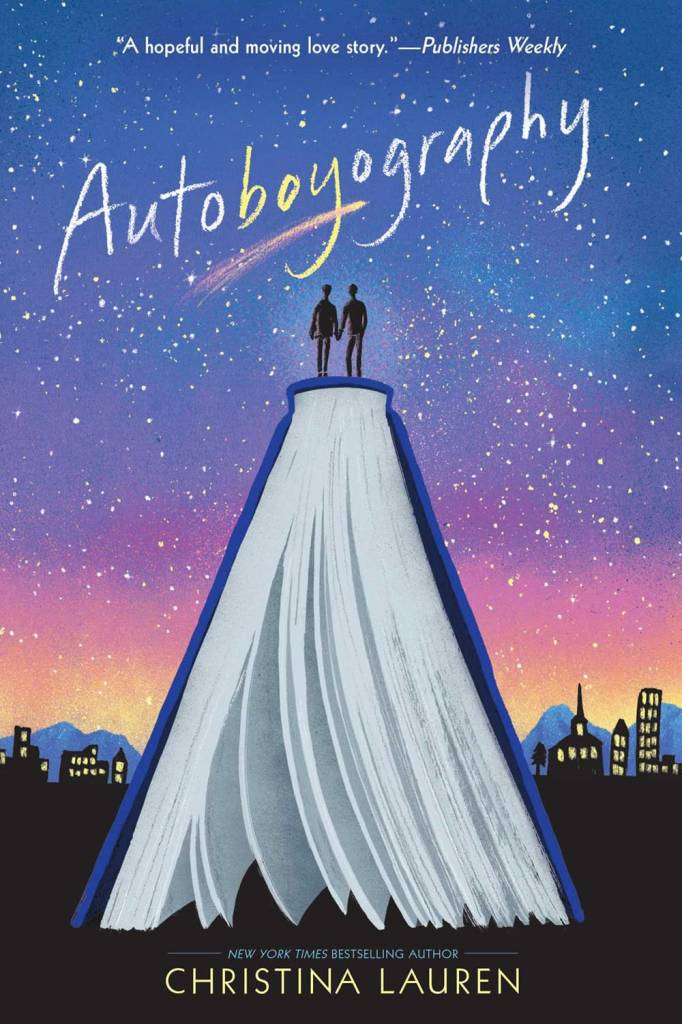 Simon & Schuster Books for Young Readers Autoboyography