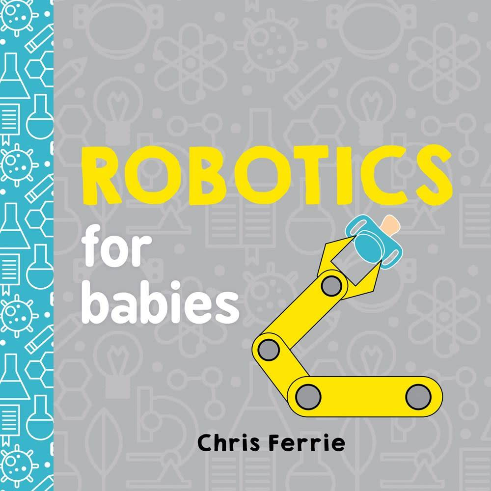 Sourcebooks Jabberwocky Baby University: Robotics for Babies