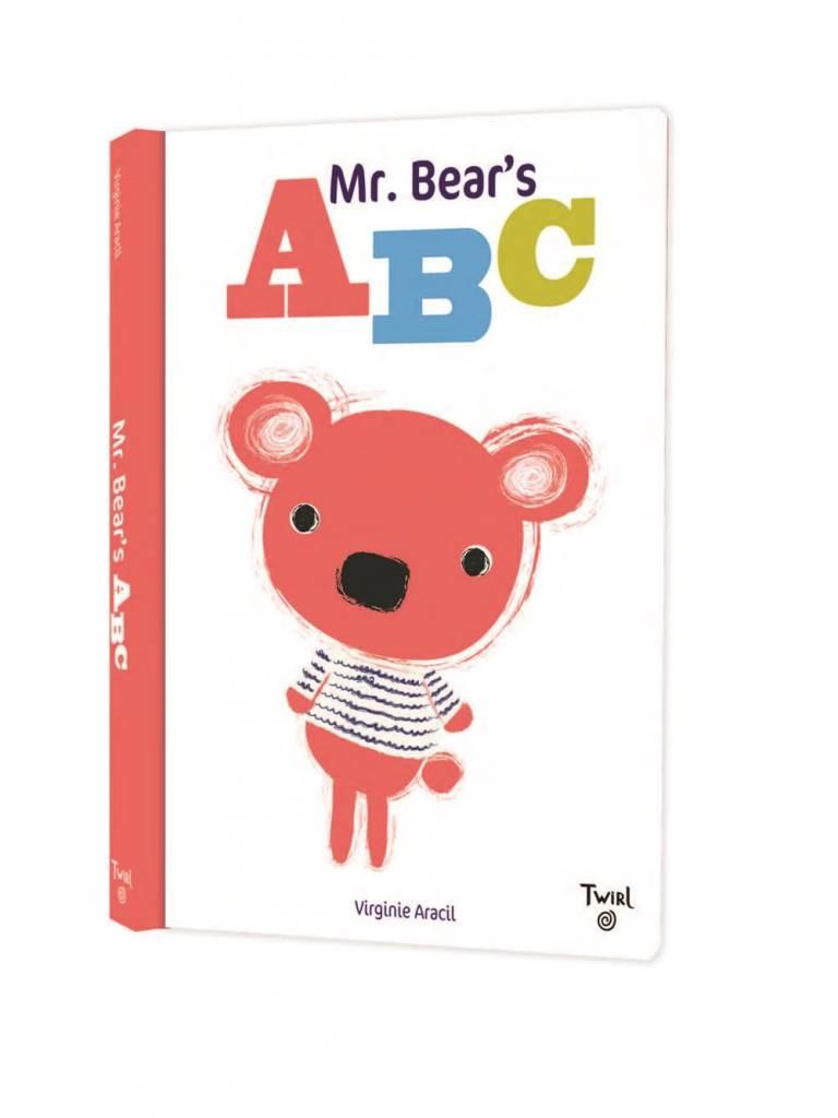 Twirl Mr. Bear's ABC