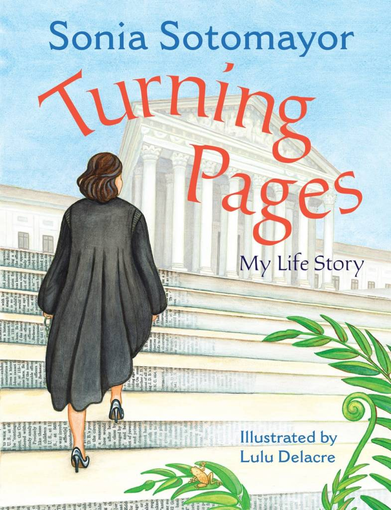 Philomel Books Turning Pages: My Life Story