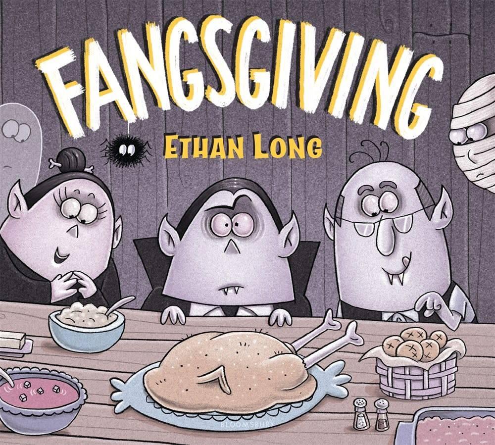 Bloomsbury Children's Books Fangsgiving