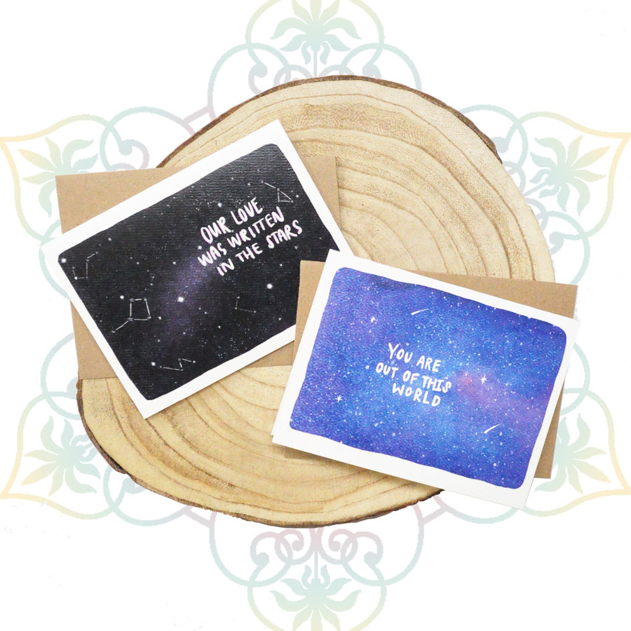 Cards + Stationery