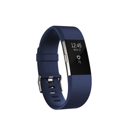 Fitbit FitBit Charge 2 Small - Blue/Silver