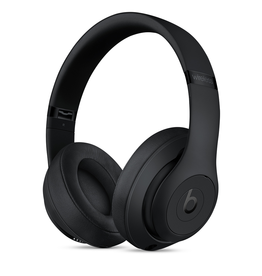 Apple MQ562LL/A Beats Studio 3 Wireless - Matte Black