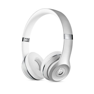 Apple MNEQ2LL/A Beats Solo 3 Wireless - Silver