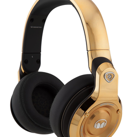 Monster 24K Headphones - Gold