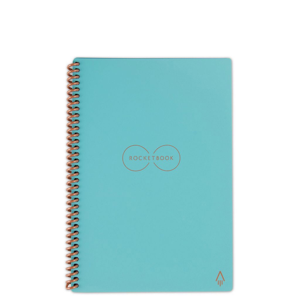 Rocketbook RocketBook Everlast Notebook Executive - Light Blue