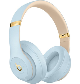 Apple MTU02LL/A Beats Studio3 Wireless Headphones - Crystal Blue