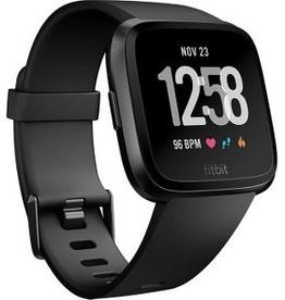 Fitbit Fitbit Versa - Black/Black