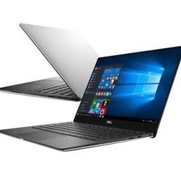 Dell Dell XPS 13 (9370) i7/8GB/256GB SSD - Silver