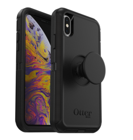 Otter Box OtterBox Pop Defender for iPhone Xs Max - Black