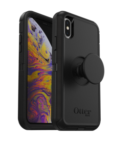 Otter Box OtterBox Pop Defender for iPhone XR - Black