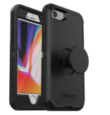 Otter Box OtterBox Pop Defender for iPhone 8 Plus - Black