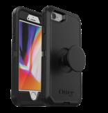 Otter Box OtterBox Pop Defender for iPhone 8 Plus - Black