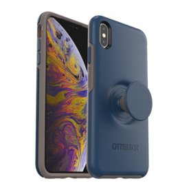 Otter Box OtterBox Pop Symmetry for iPhone XR - Blue