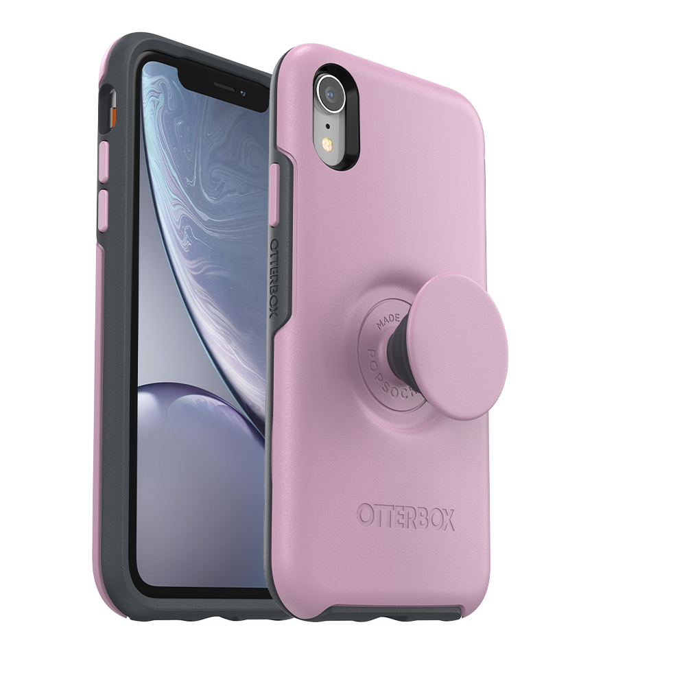 Otter Box OtterBox Pop Symmetry for iPhone Xs - Mauve