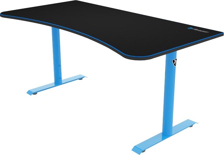Marvelous Arozzi Arrozi Arena Gaming Desk Blue Short Links Chair Design For Home Short Linksinfo