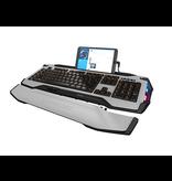 ROCCAT ROCCAT Skeltr Grey Smart Communication Gaming Keyboard