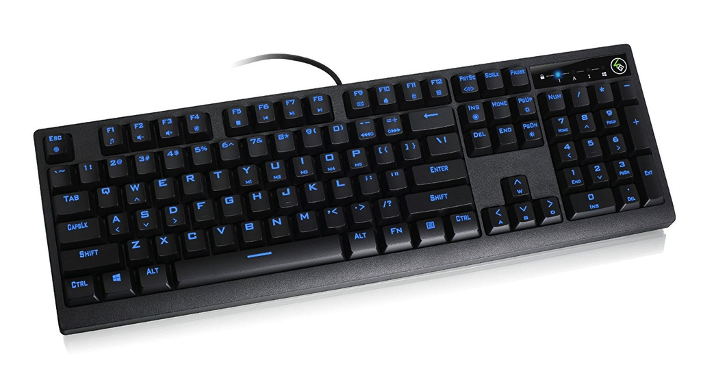 Iogear IOGear Kaliber MechLite Mechanincal Gaming Keyboard