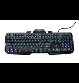 Iogear Iogear Kaliver HVER RGB Aluminum Gaming Keyboard