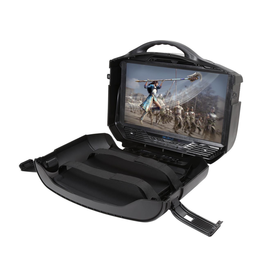 "Gaems G190 Vanguard 19"" HD 720 Game travel case"