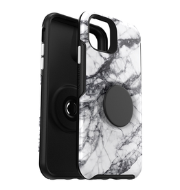 OtterBox Pop Symmetry iPhone 11 - White Marble