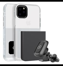 Nimbus9 Nimbus9 Ghost 2 w/mount iPhone 11 Pro Max - Gunmetal/White