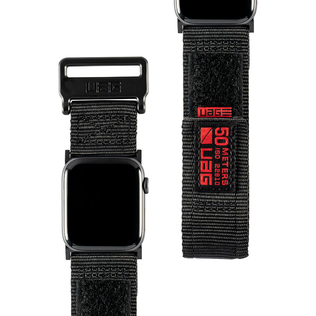 UAG UAG Apple Watch 42/44  Black<br />  Active Watch Band